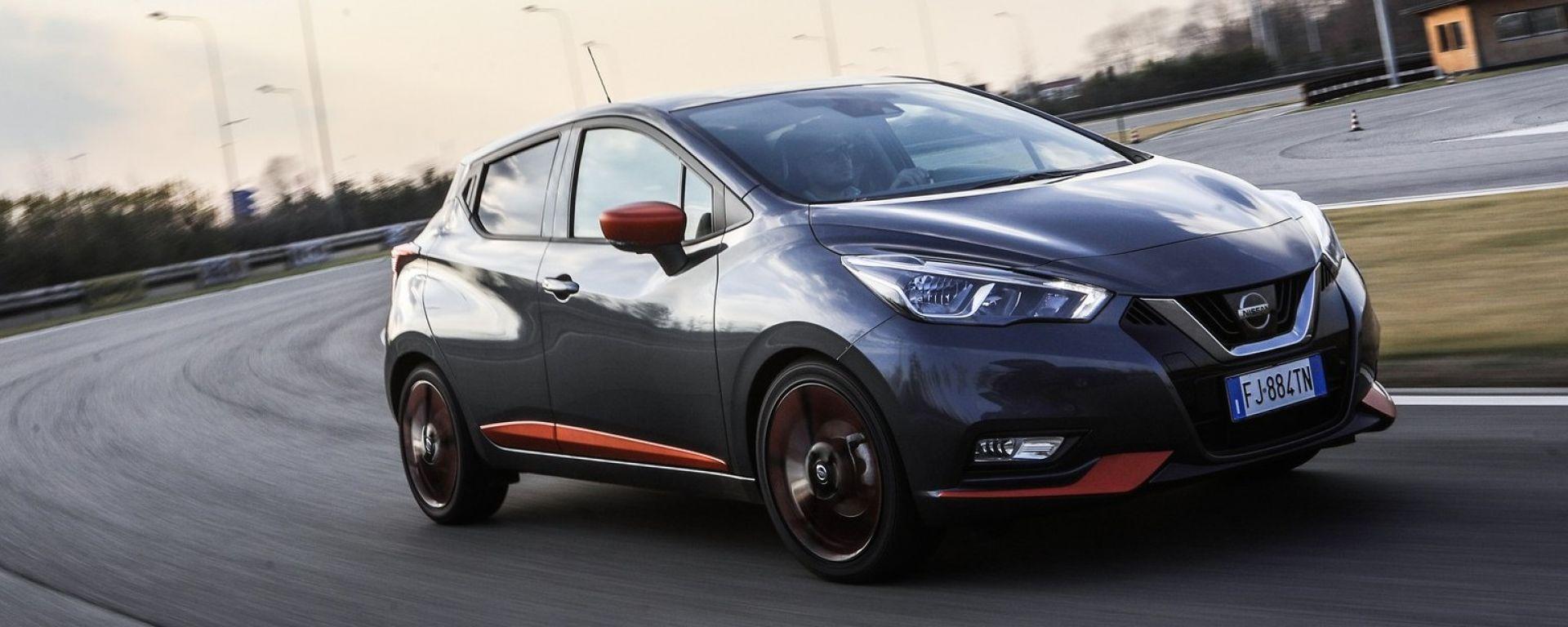 Nissan Micra 2017 Tekna diesel: prova, prezzo, consumi ...