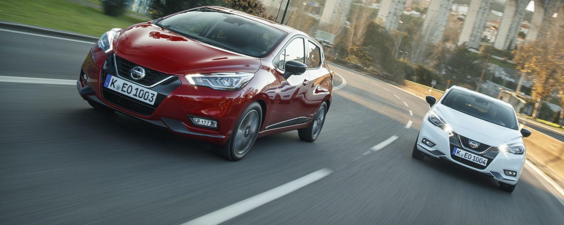 Nissan Micra: ecco cosa cambia nel my 2019