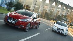 Nissan Micra: la prova del tre cilindri 0.9 IG-T a GPL - Immagine: 24