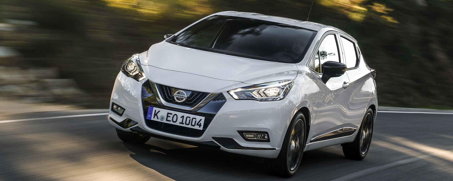 Nissan Micra: la prova del tre cilindri 0.9 IG-T a GPL