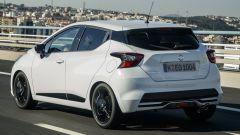 Nissan Micra: la prova del tre cilindri 0.9 IG-T a GPL - Immagine: 46