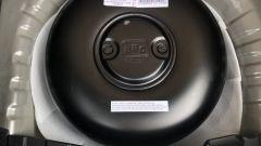 Nissan Micra 2021: il serbatoio del GPL al posto della ruota di scorta