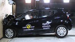 Nissan Micra, 4 stelle Euro NCAP