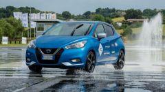 Nissan Micra, corso di guida ACI-SARA