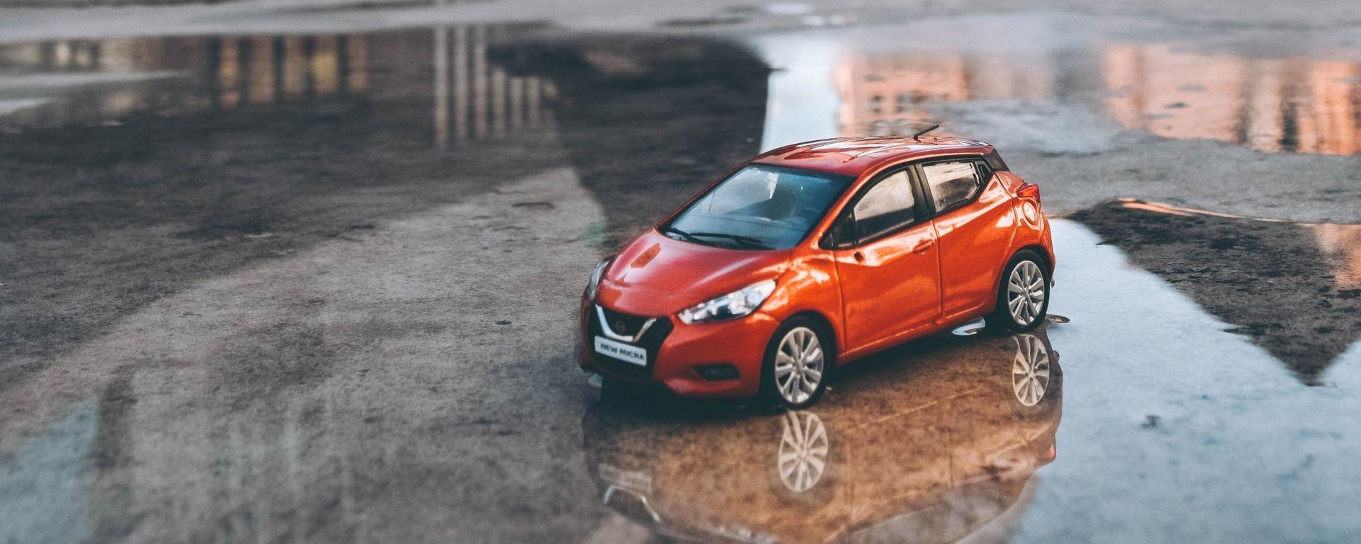 Nissan Micra: il viaggio virtuale attraverso 15 città italiane