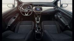 Nissan Micra N-TEC: gli interni