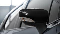 Nissan Micra N-TEC: le calotte nero lucido