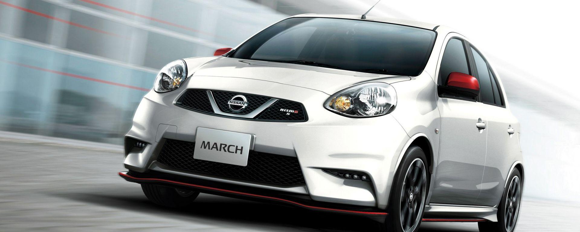 Nissan Micra Nismo e Nismo S