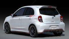 Nissan Micra Nismo concept - Immagine: 2