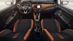 Nissan Micra: nuovo sistema di infotainment NissanConnect