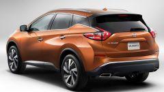 Nissan Murano 2015: nuove info - Immagine: 5