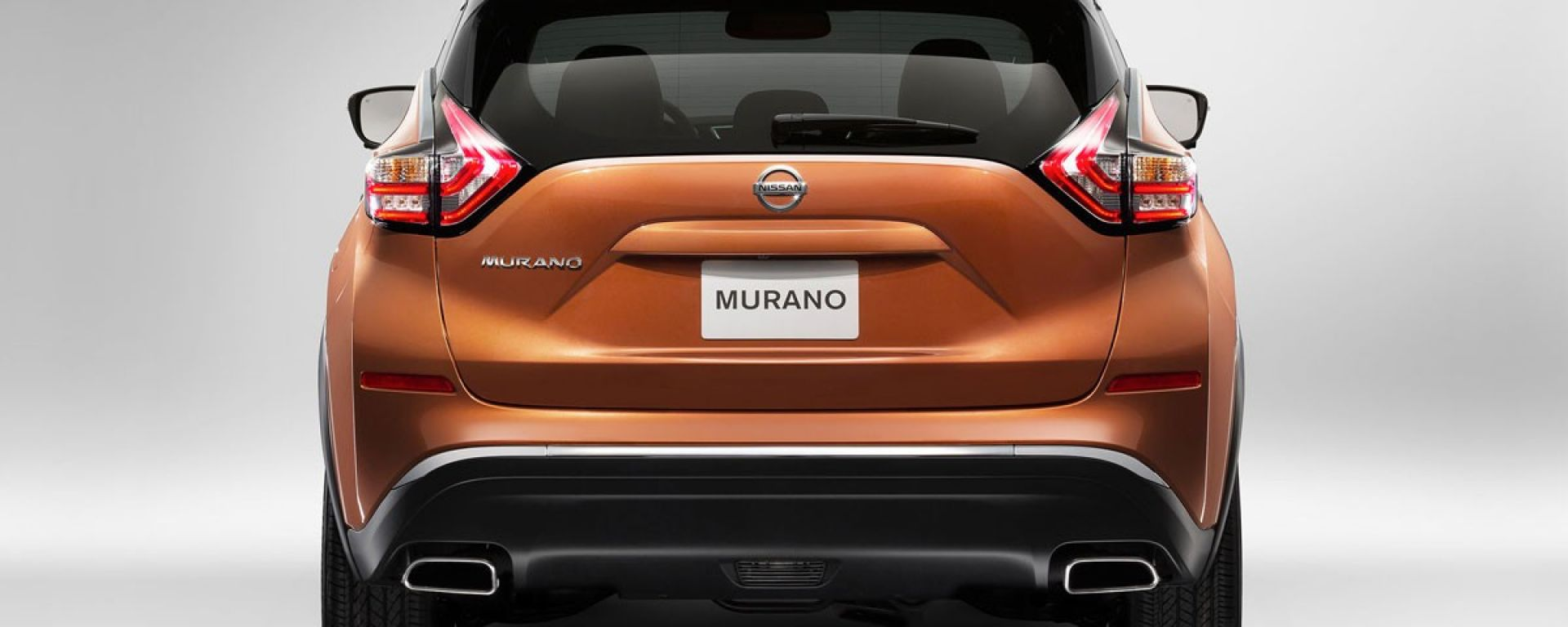 Nissan Murano 2015: nuove info
