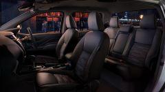 Nissan Navara 2021: gli interni della versione PRO-4X