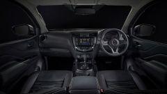 Nissan Navara 2021: interni, l'abitacolo