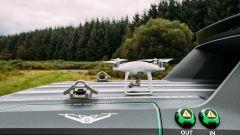 Nissan Navara EnGuard, i droni vengono utilizzati per i sopralluoghi durante il salvataggio
