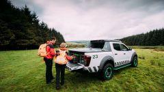 Nissan Navara EnGuard, il pickup per la protezione civile