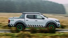 Nissan Navara EnGuard: il pickup per le missioni impossibili