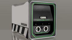 Nissan Navara EnGuard, un modulo delle batterie