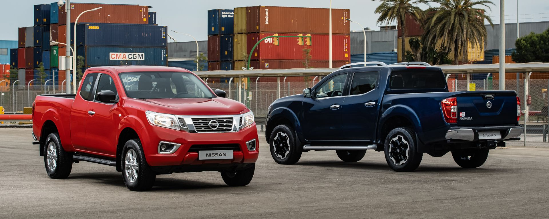 Nissan Navara King Cab: foto, prezzo, motore, caratteristiche