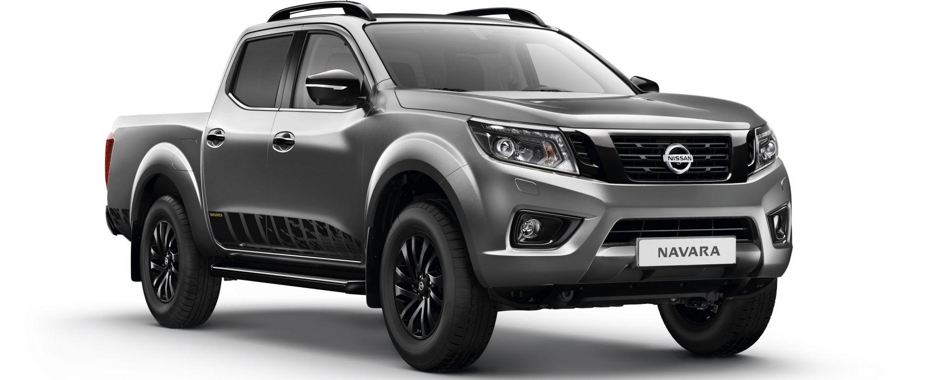 Nissan Navara N-Guard: la nuova versione speciale del pick-up