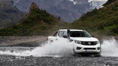 Nissan Navara Off-Roader AT32, fuoristrada estremo