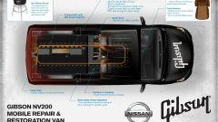 Nissan NV200 Gibson - Immagine: 2