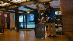 Nissan, pantofole da hotel a...guida autonoma - Immagine: 20