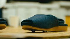 Nissan, pantofole da hotel a...guida autonoma - Immagine: 1