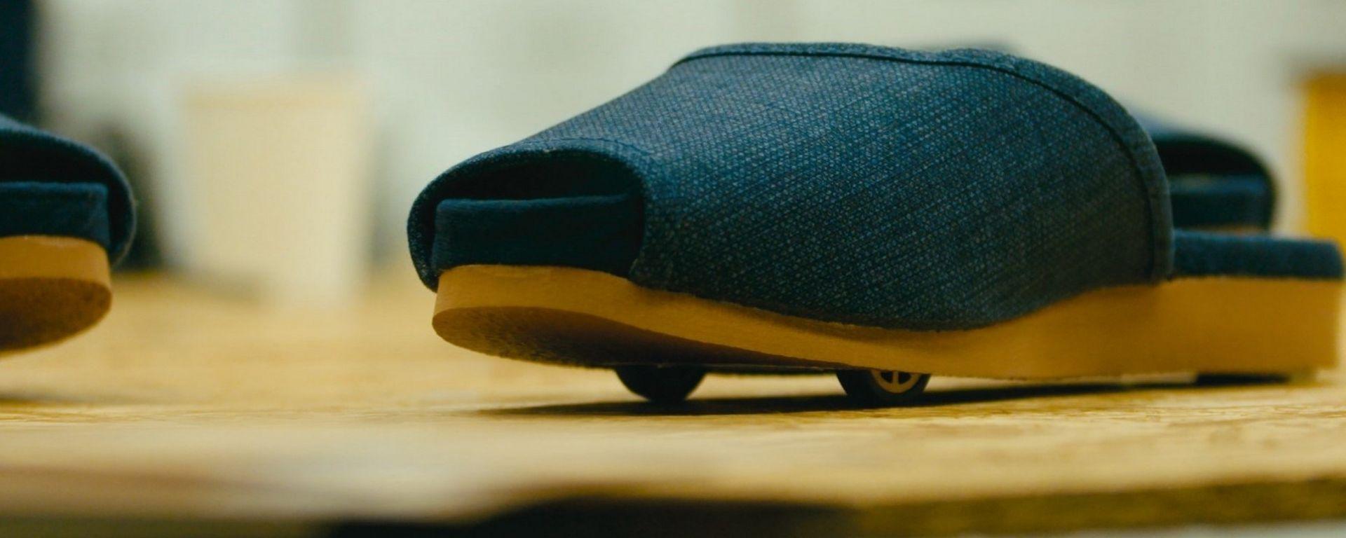 Nissan, pantofole a guida autonoma