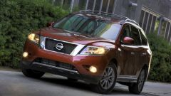Nissan Pathfinder 2013, foto e video - Immagine: 21