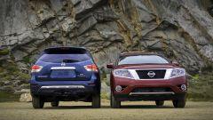 Nissan Pathfinder 2013, foto e video - Immagine: 24