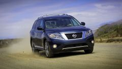 Nissan Pathfinder 2013, foto e video - Immagine: 20