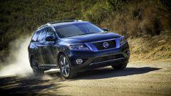 Nissan Pathfinder 2013, foto e video - Immagine: 17