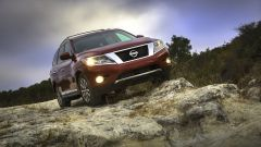 Nissan Pathfinder 2013, foto e video - Immagine: 1
