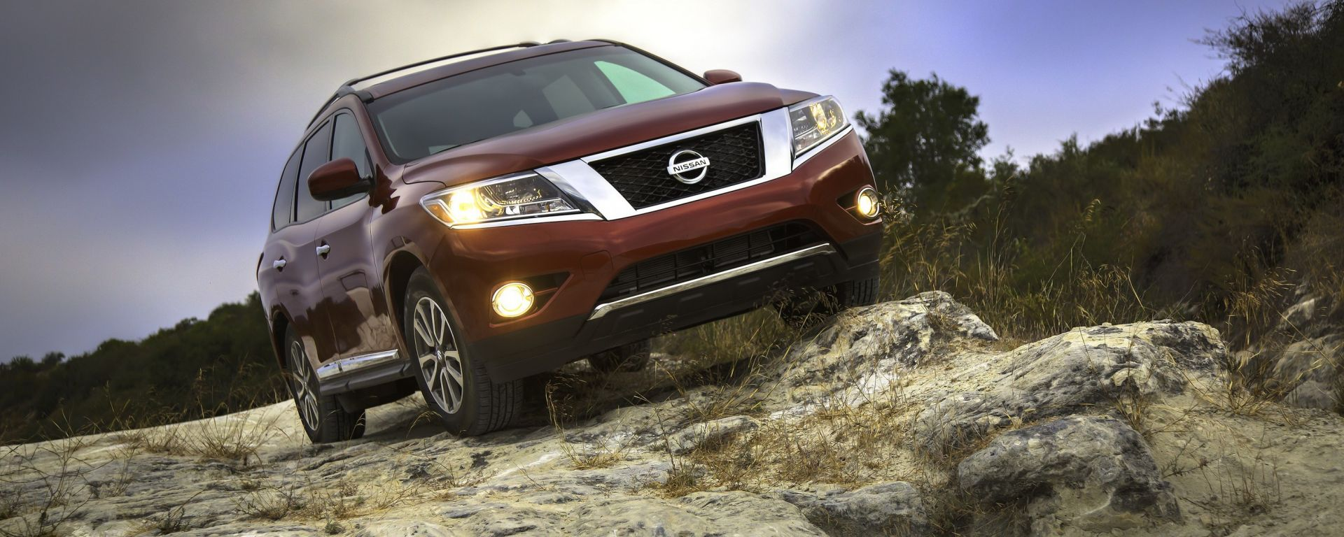 Nissan Pathfinder 2013, foto e video