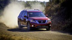 Nissan Pathfinder 2013, foto e video - Immagine: 15