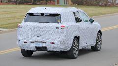 Nissan Pathfinder 2021 fotografato in USA