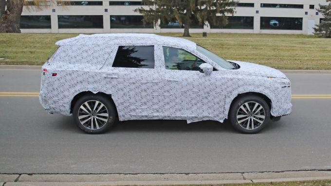 Nissan Pathfinder 2021: la quinta generazione tornerà anche in Europa?