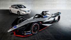 Nissan presenta la livrea di Formula E a Ginevra 2018 - Immagine: 3