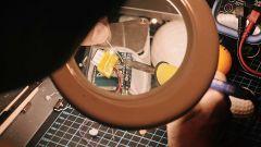 Nissan ProPilot golf ball: l'assemblaggio del prototipo