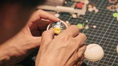 Nissan ProPilot golf ball: l'interno della pallina a guida autonoma