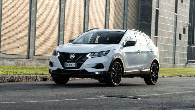 Nissan Qashqai 1.3 DIG-T N-Tec Start: agile e confortevole su strada