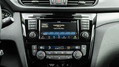 Nissan Qashqai 1.3 DIG-T N-Tec Start: il display da 5