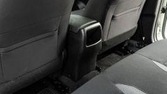 Nissan Qashqai 1.3 DIG-T N-Tec Start: il portaoggetti posteriore