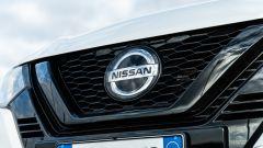 Nissan Qashqai 1.3 DIG-T N-Tec Start: la calandra