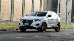 Nissan Qashqai 1.3 DIG-T N-Tec Start: motore quattro cilindri turbo-benzina da 140 CV