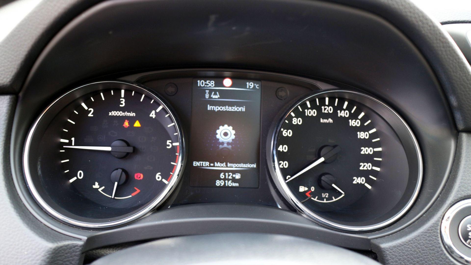 test drive  nissan qashqai 1 5 dci  la prova su strada