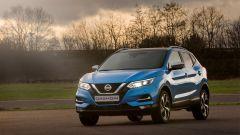 Nissan Qashqai 2017: con tecnologia di assistenza alla guida ProPILOT