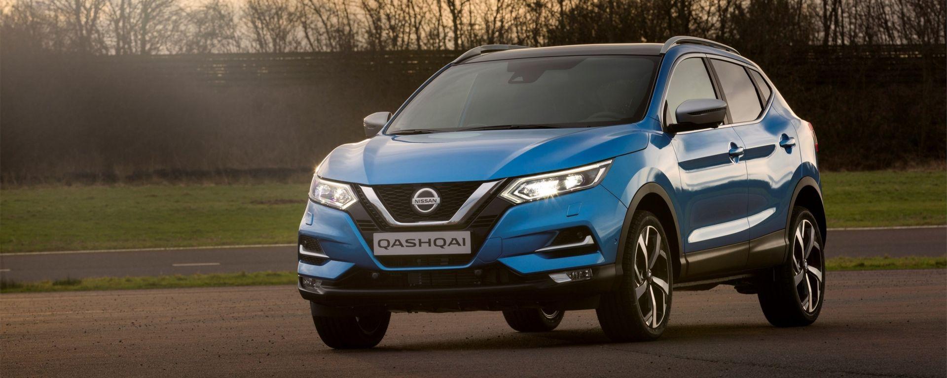 Nissan Qashqai 2017: ora disponibile con tecnologia ProPILOT