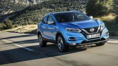 Nissan Qashqai 2019: altre novità nella gamma motori - Immagine: 3